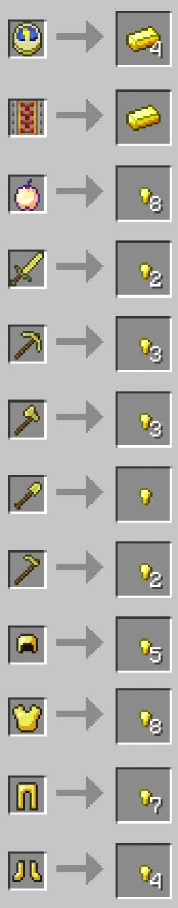 Recycle Iron [1.11.2] [1.10.2]