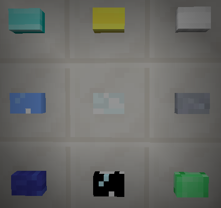 More Beautiful Buttons (красивые кнопки) [1.12.2] [1.11.2]