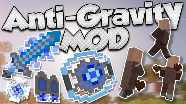 Anti-Gravity Device [1.12.1] [1.12]