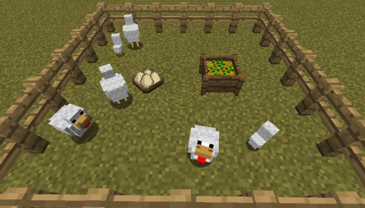 Farming for Blockheads [1.12.2] [1.11.2] [1.10.2]