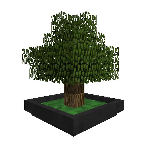 Bonsai Trees - Бонсай дерево [1.12.2]
