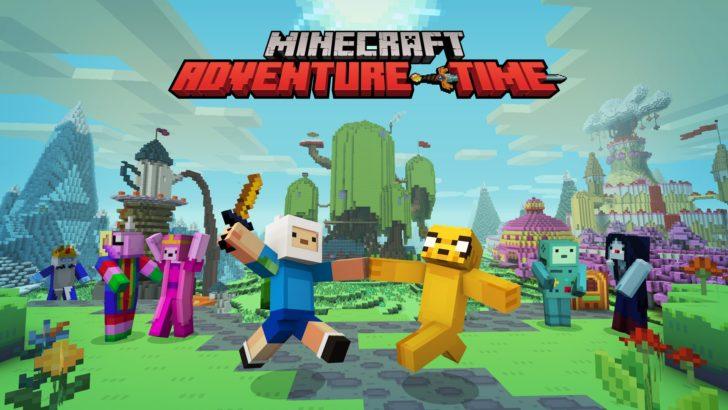 AdventureTime 2 - Время приключений [1.12.2]