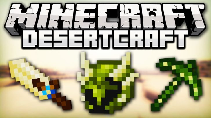 Pam's Desert Craft [1.12.2] [1.11.2] [1.10.2] [1.7.10]