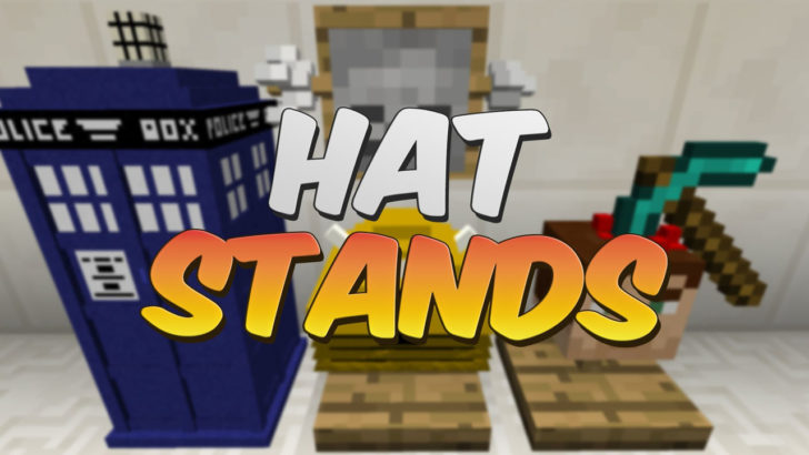 Hat Stand [1.12.2] [1.10.2] [1.7.10]
