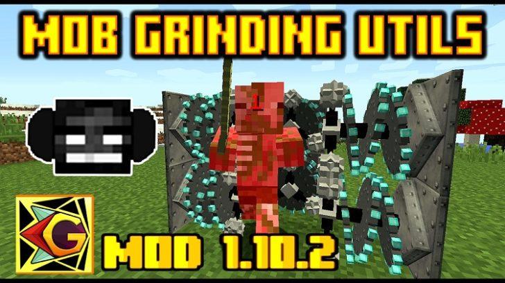 Mob Grinding Utils [1.12.2] [1.11.2] [1.10.2]