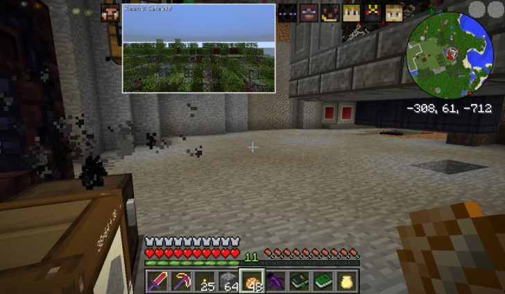 Picture in Picture [1.12.2] [1.10.2] [1.8] [1.7.10]