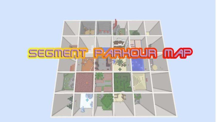 Segment Parkour [1.12.2] [1.11.2]