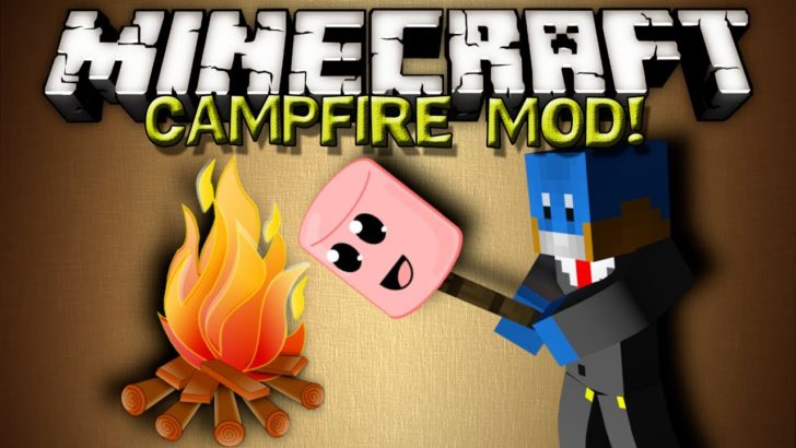 Simple Camp Fire [1.12.2] [1.11.2]