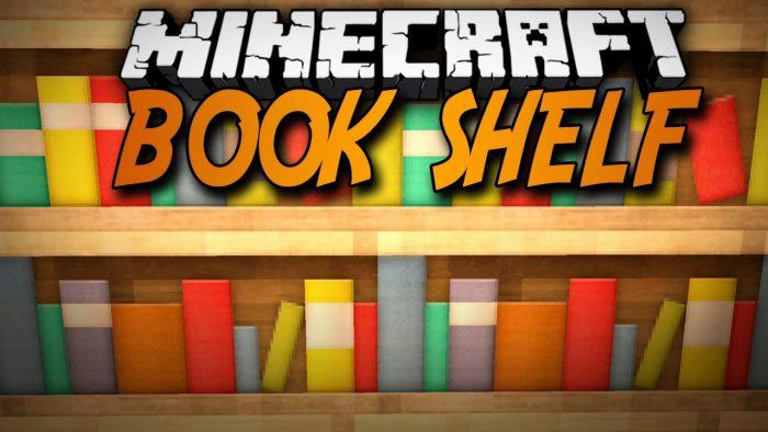 Bookshelf [1.12.2] [1.11.2] [1.10.2] [1.7.10]