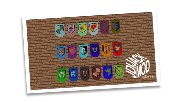 JJ Coats of Arms [1.12.2] [1.10.2]