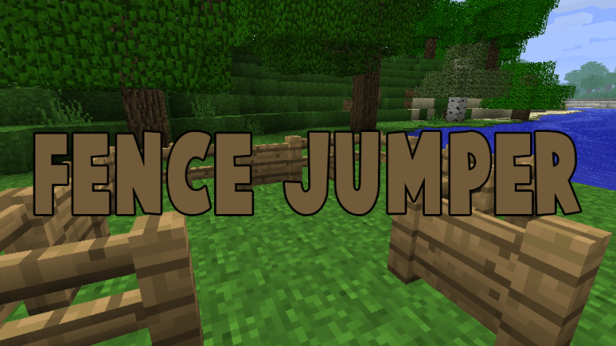 Fence Jumper [1.12.2] [1.11.2] [1.10.2]