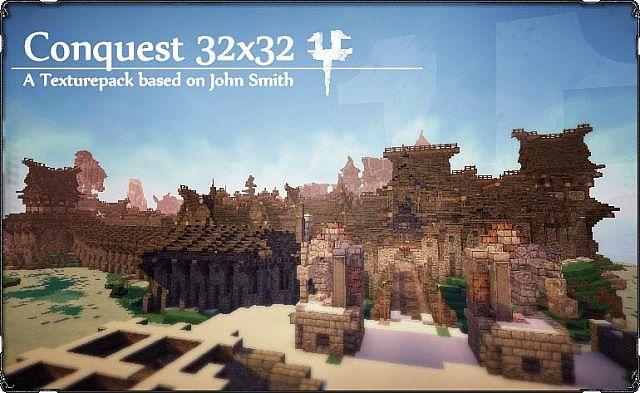 Conquest [1.14.4] [1.13.2] [1.12.2] (32x)