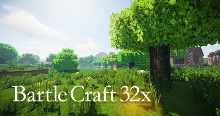 BartleCraft [1.13.2] [1.12.2] (32x)