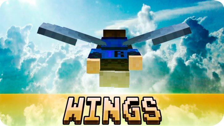 MagicalWings (волшебные крылья) [1.12.2]