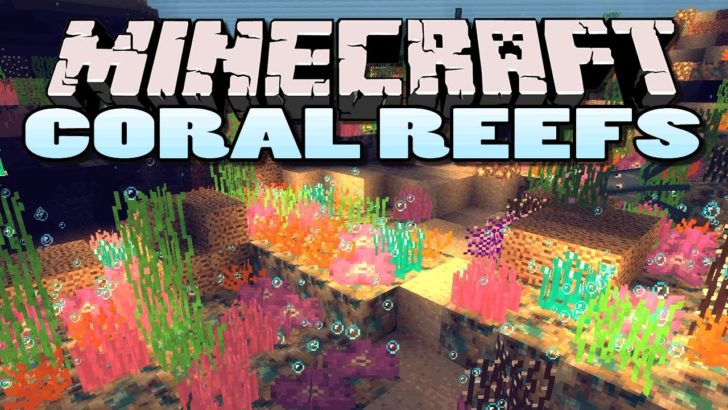 CoralReef [1.12.2] [1.11.2] [1.10.2] [1.9.4]