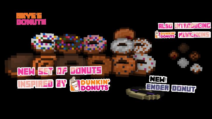 Skye's Donuts [1.12.2] [1.11.2] [1.10.2]