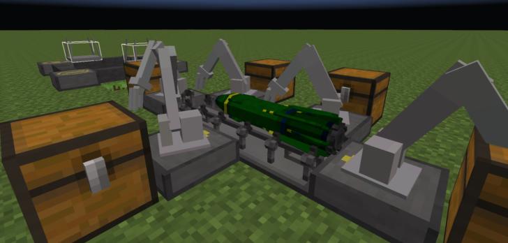 Assembly Line [1.7.10]