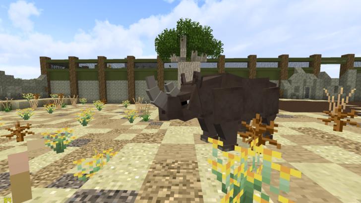 Zoocraft Discoveries (Зоопарк в Майнкрафт) [1.7.10]