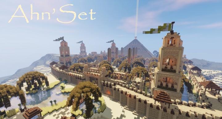 Desert City of Ahn'Set [1.12.2]