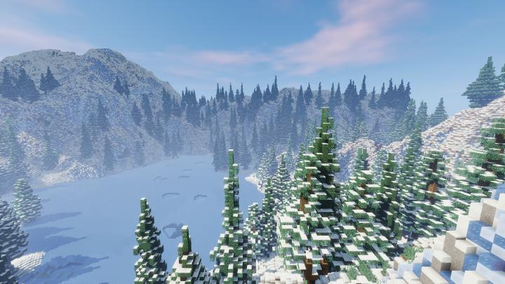 Extreme Hills Survival [1.12.2]