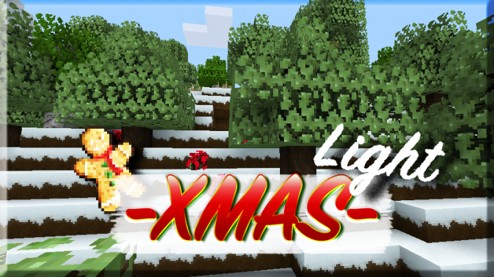 Light XMAS Rangercraft [1.12.2] [1.11.2]