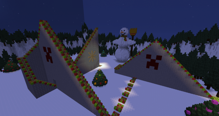 Journey To The Christmas Tree [1.12.2]