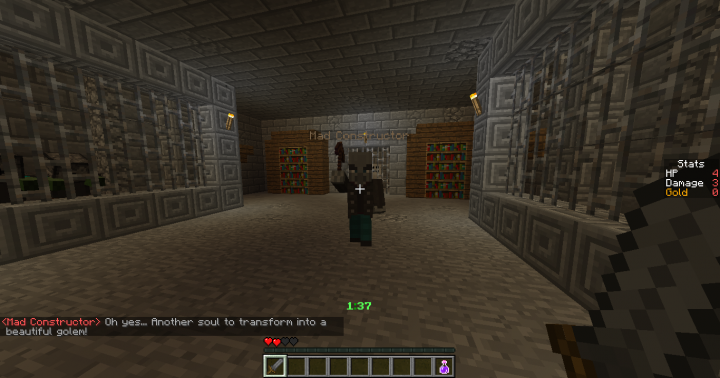 Deep in Dungeon [1.12.2]