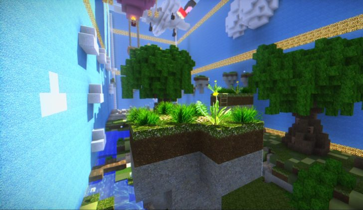 Different Angles Parkour! [1.12.2]