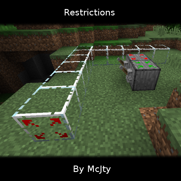 Restrictions [1.12.2]