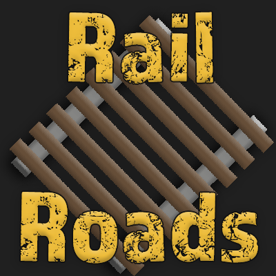 Rail Roads (рельсовые боинки) [1.12.2]