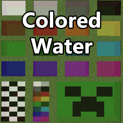 Colored Water [1.12.2]