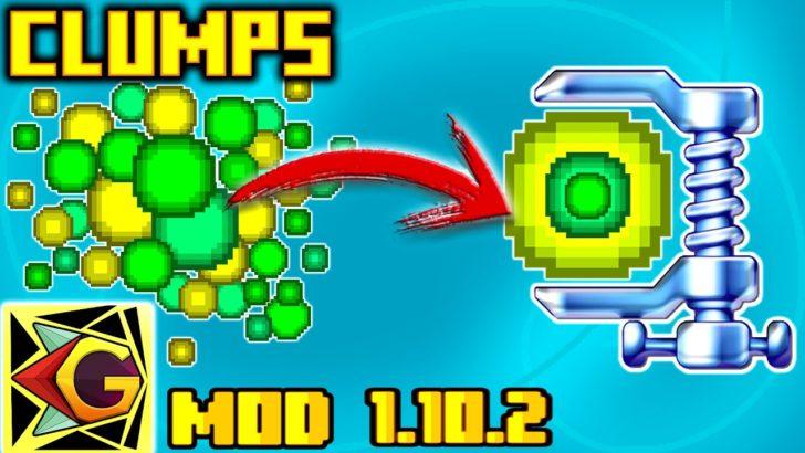 Clumps [1.12.2] [1.11.2] [1.10.2]