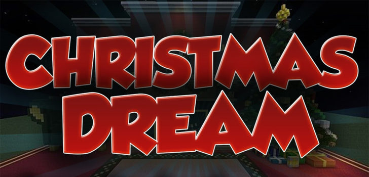 Find The Buttons: Christmas Dreams [1.12.2]