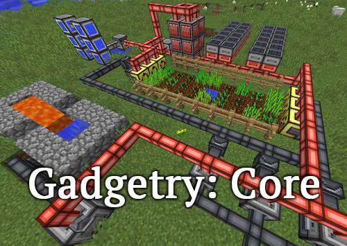 Gadgetry: Core [1.12.2]
