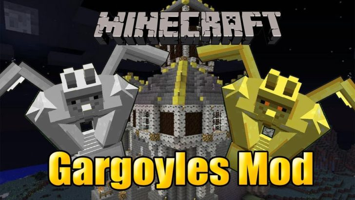 Gargoyles (гаргульи) [1.12.2]