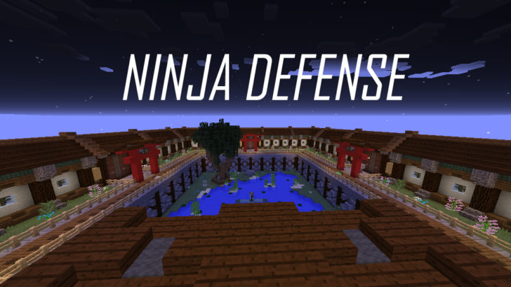 Ninja Defense [1.12.2]