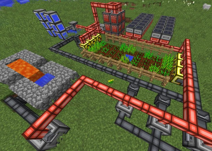 Gadgetry: Transmission [1.12.2]