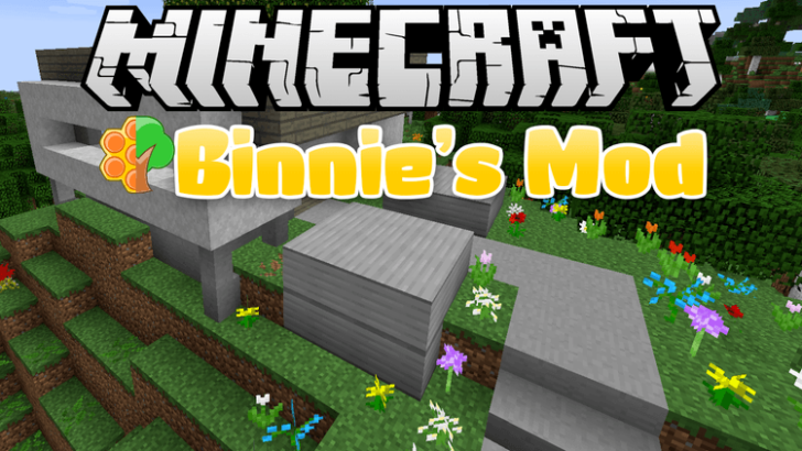 Binnie's Mods [1.12.2] [1.11.2] [1.7.10]