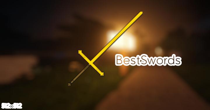 BestSwords [1.12.2] [1.11.2] [1.10.2] [1.7.10] (512x512)