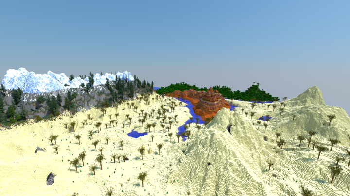 Ultimate Survival Land [1.12.2]