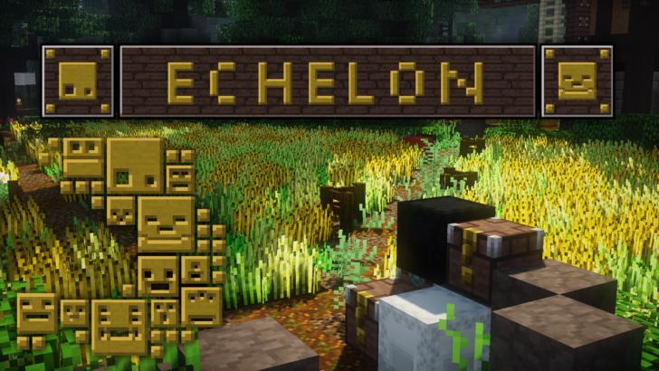 Echelon [1.13.2] [1.12.2] [1.11.2] [1.10.2] (16x)