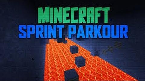 Sprint Lava Parkour 2 [1.12.2]