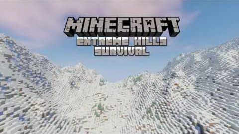Extreme Hills Survival [1.12.2]