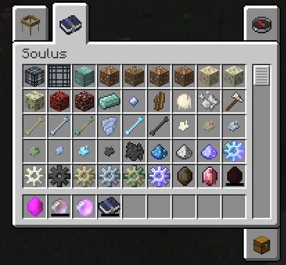 Soulus [1.12.2] (улучшаемые спаунеры мобов)