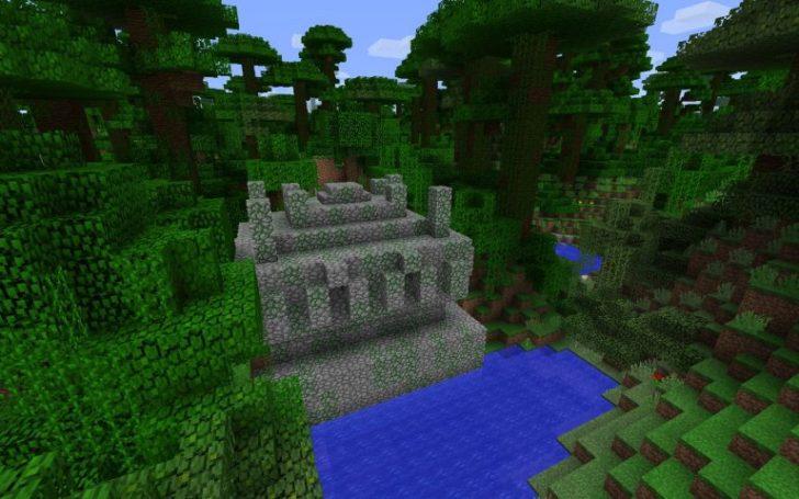 Сид с храмом в джунглях [1.12.2]