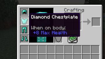 Armor Health [1.12.2]