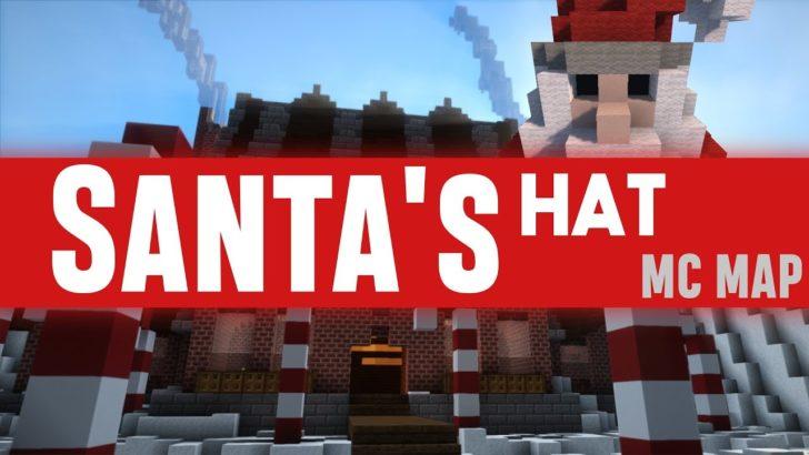 Santa's Hat (колпак Санты) [1.12.2]