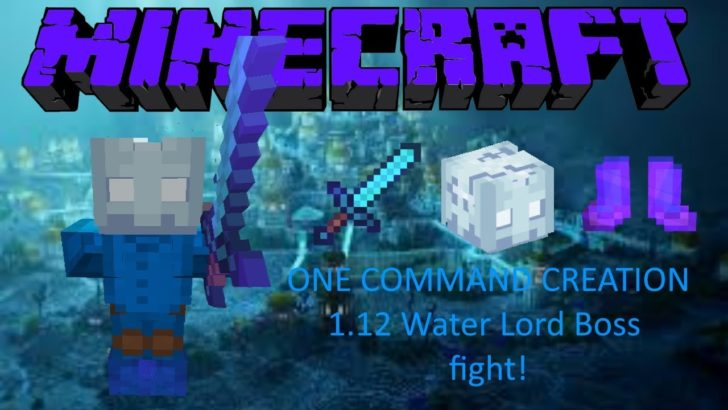 Water Lord Boss [1.12.2]