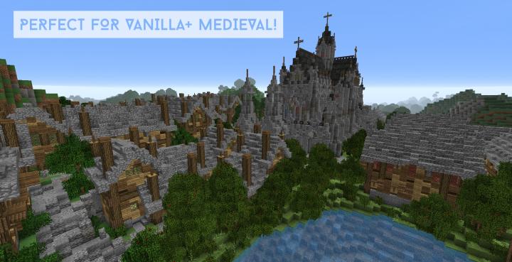 Farbenlehre Medieval Vanilla Pack [1.13.2] (16x)