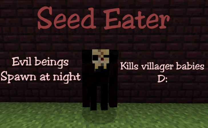 CreepyPastaCraft Revived [1.7.10] [1.6.4]